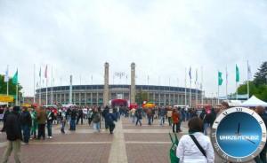Uhrzeit Berlin Olympia Stadion