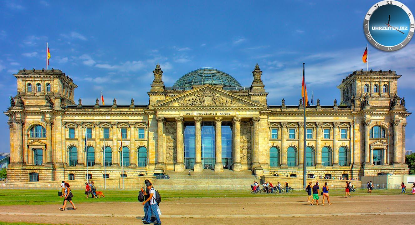 Uhrzeit Berlin – Deutschland (UTC+1) So spät ist es JETZT gerade in Berlin
