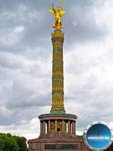 Uhrzeit Berlin Siegessäule