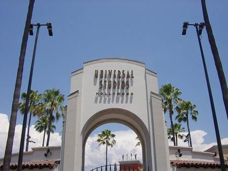 Uhrzeit Universal Studios - Los Angeles