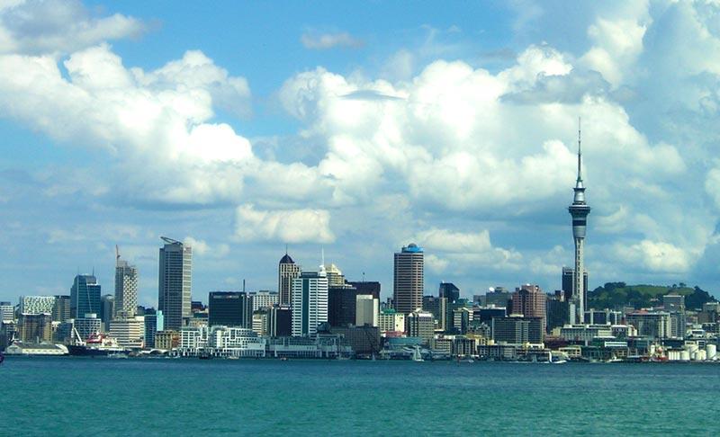 Uhrzeit Neuseeland – Auckland: UTC+13