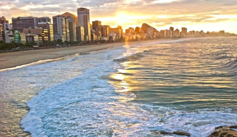 Uhrzeit Rio de Janeiro