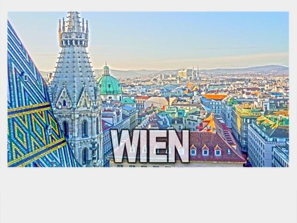 Uhrzeit in Wien