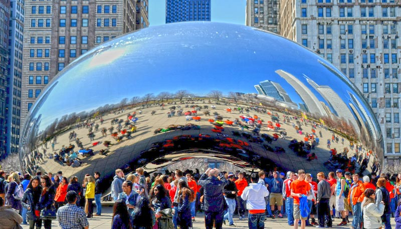 Chicago Bean - Illinois (USA)