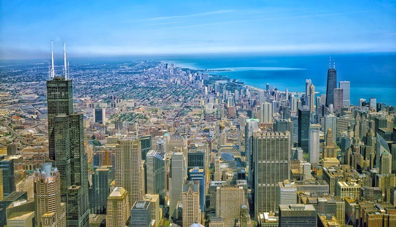 Uhrzeit Chicago – Illinois (USA)