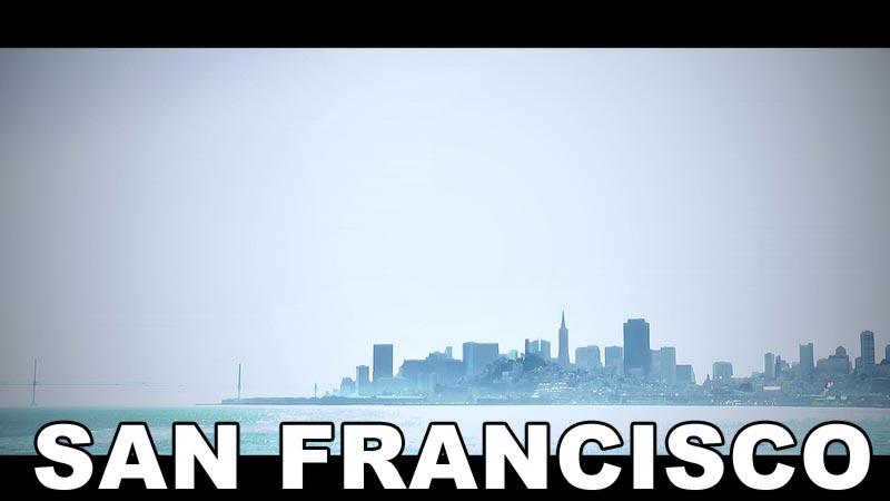 Uhrzeit San Franzisco