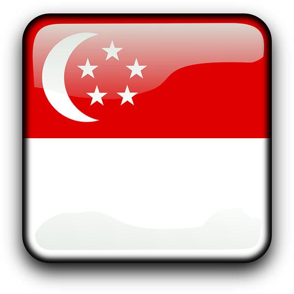 Uhrzeit in Singapur - Süd-Ost-Asien