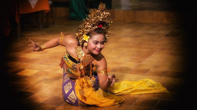 Uhrzeit Indonesien Bali
