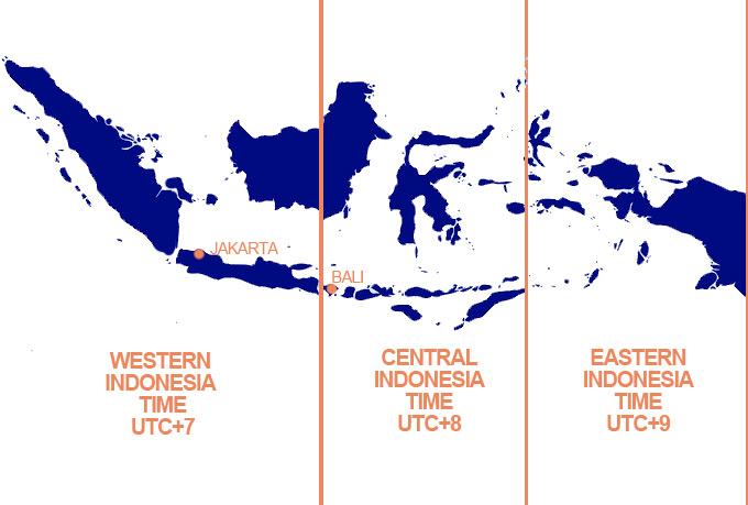 Uhrzeit Indonesien – Gute Zeit in Jakarta