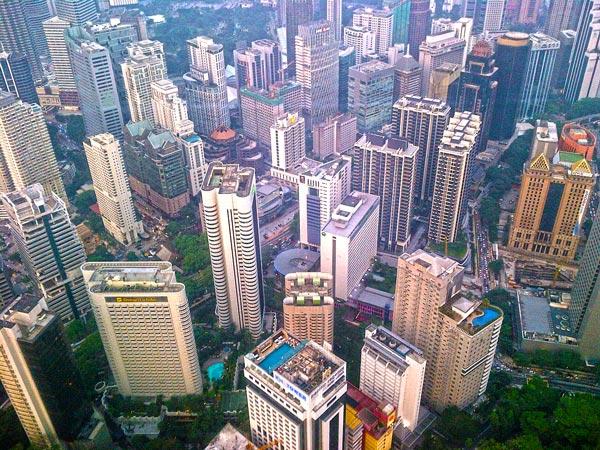 Uhrzeit Malaysia - Kuala Lumpur (UTC+8)
