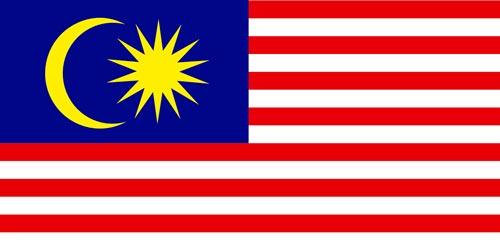 Die Uhrzeit Malaysia in Kuala Lumpur