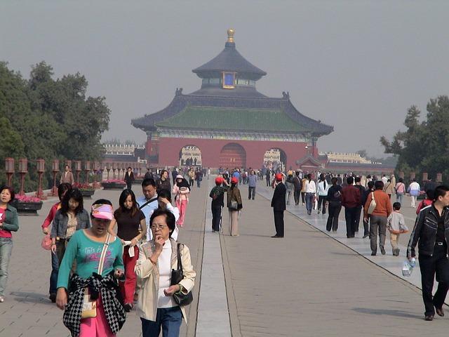 Das ist die aktuelle Uhrzeit Peking