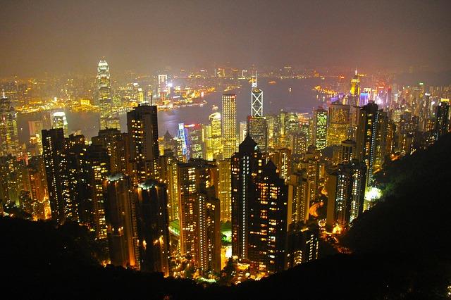 Infos und Uhrzeit Hongkong