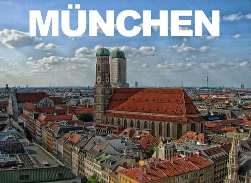 Uhrzeit München - Deutschland