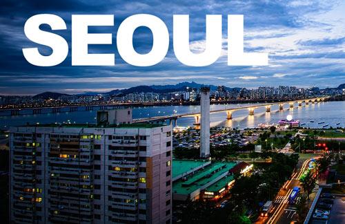 Uhrzeit Seoul - Südkorea