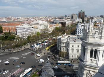 Aktuelle Uhrzeit Madrid - Spanien