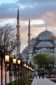 Uhrzeit Istanbul - Türkei