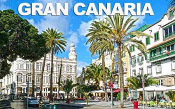 Uhrzeit Gran Canaria