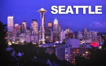 Uhrzeit Seattle