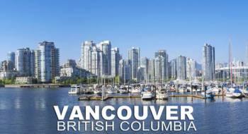 Uhrzeit Vancouver / British Columbia