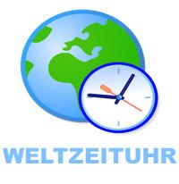 Weltzeituhr kaufen auf Amazon