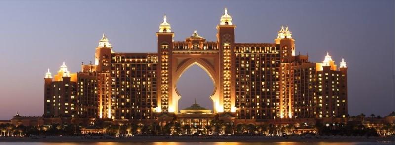 Atlantis Hotel Dubai – The Palm Luxushotel
