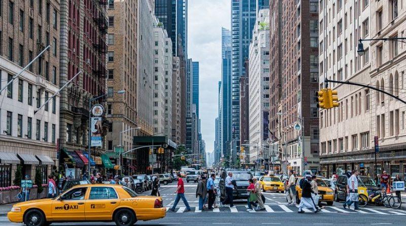 Uhrzeit Amerika New York