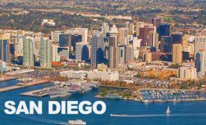 San Diego Stadt