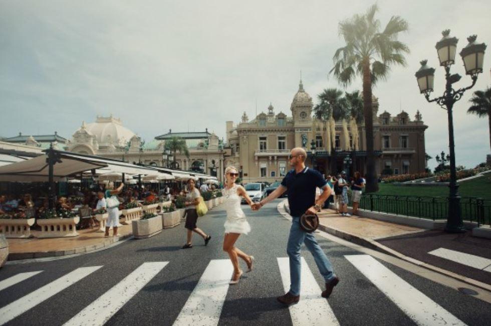 Gute Zeit in Monaco