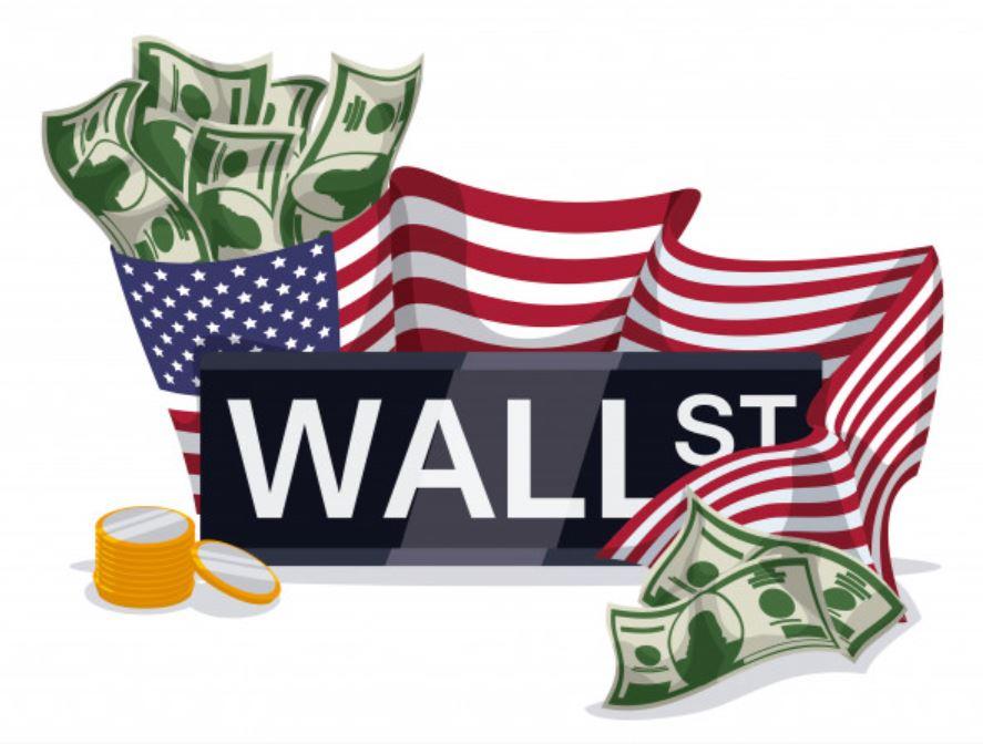 Wall Street Grafik - Geld & Börse