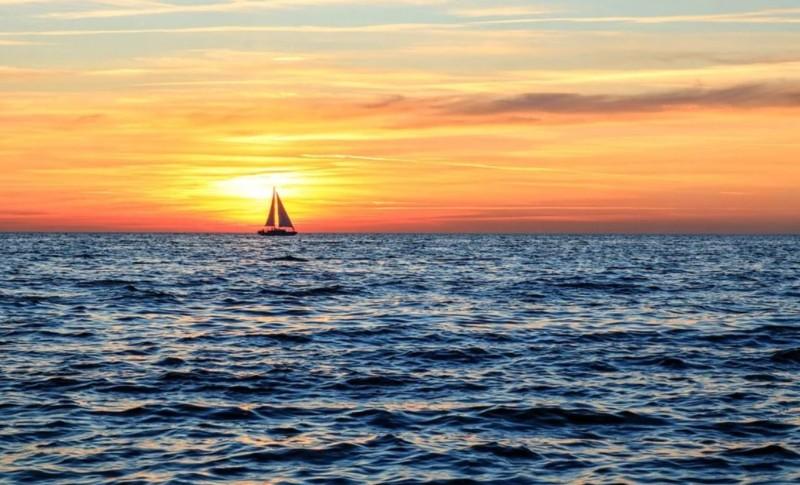 die besten Reiseziele zum Segeln