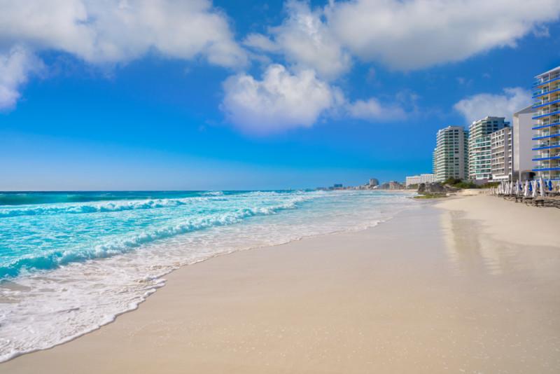 gute Zeit zu jeder Uhrzeit in Cancun