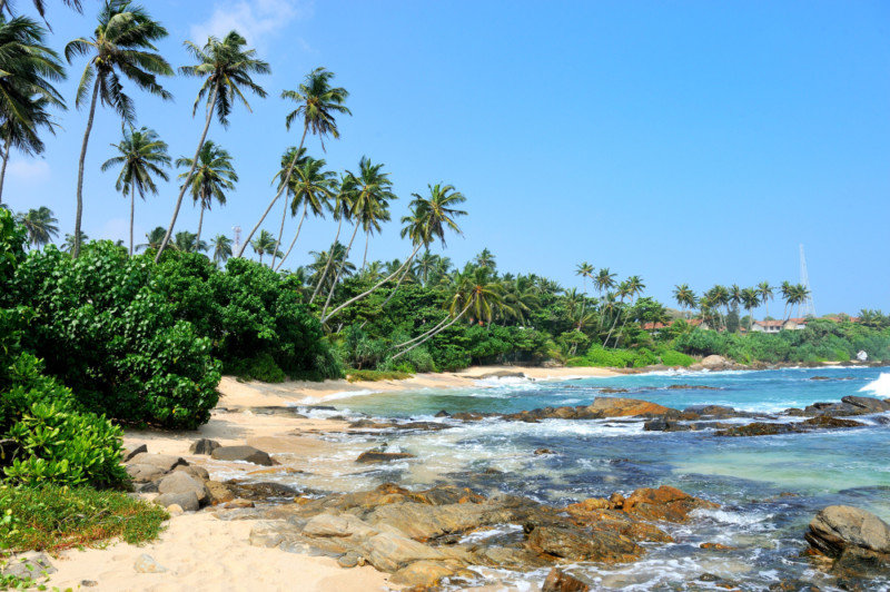 Uhrzeit Sri Lanka