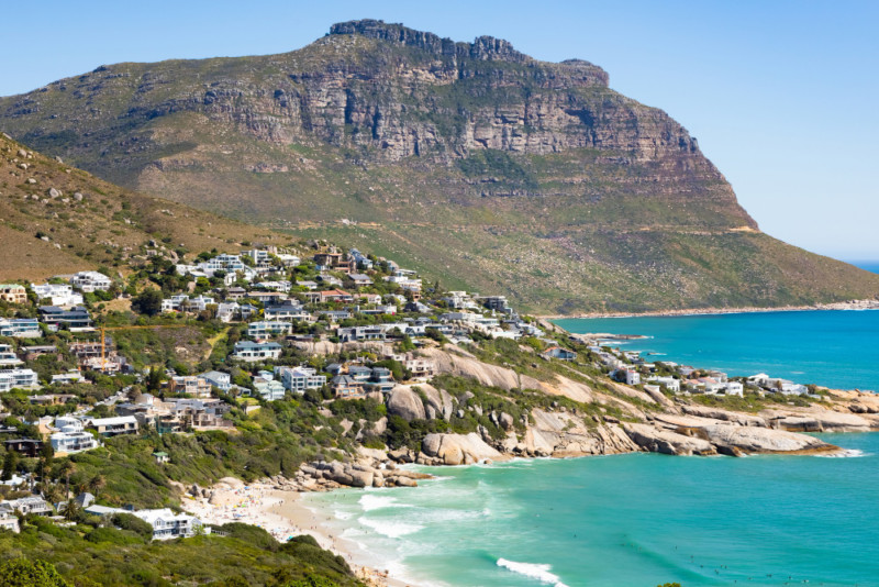 Uhrzeit Südafrika