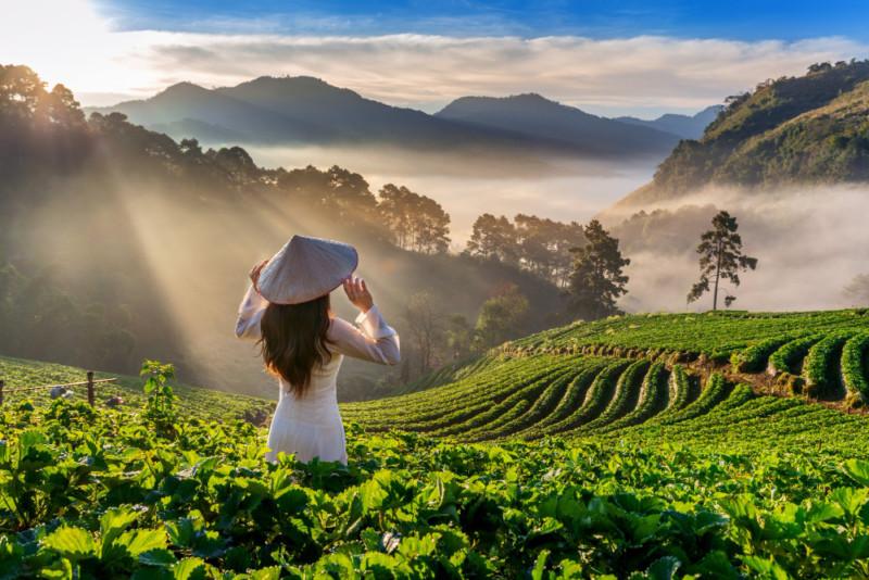 Uhrzeit Vietnam