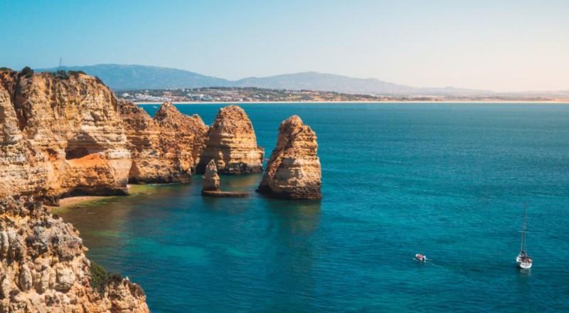 gute Zeit in Portugal an der Algarve