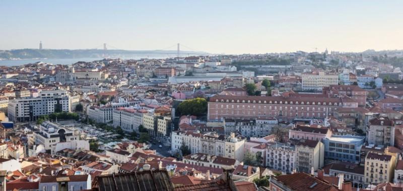 Uhrzeit Lissabon Portugal