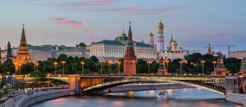 Gute Zeit in Russland