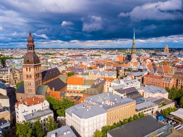 Gute Zeit in Riga / Lettland zu jeder Uhrzeit