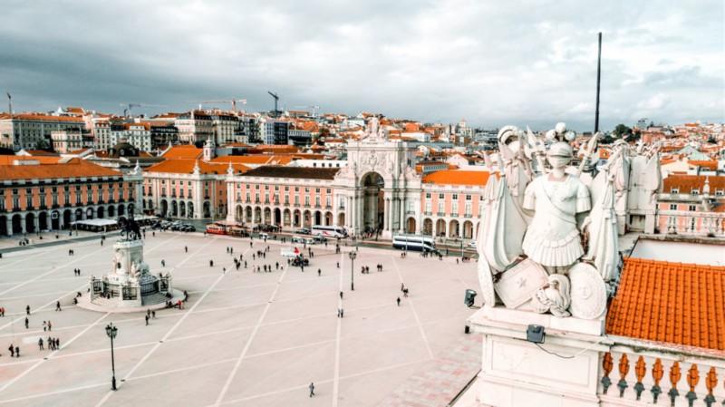Aktuelle Uhrzeit Lissabon / Portugal