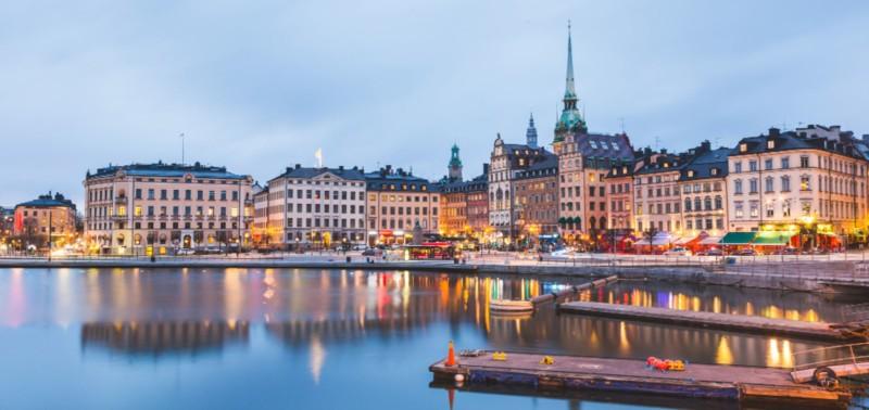 Aktuelle Uhrzeit in Schweden / Stockholm
