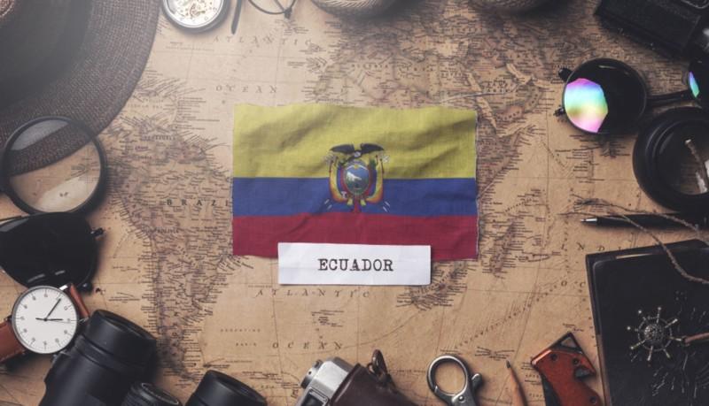 Uhrzeit Quito Ecuador